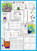 Customary Measurement Games, Activities, and Task Cards Bundle