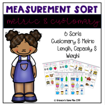 Customary Measurement Sort