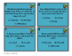 Customary Measurement Word Problem Task Cards