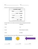 Customary Measurement Worksheet