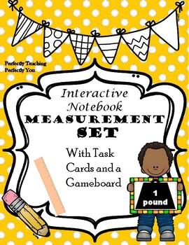 Customary Measurement set.