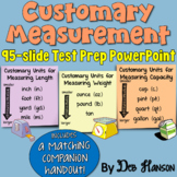Customary Measurements PowerPoint: Length, Weight, and Capacity