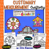 Customary Measurements Craftivity