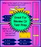 Measurement and Line Plots Power Point Millionaire Game (3rd-4th Grade)