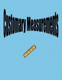 Customary Units of Measurement--Distance Lesson