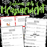 Customary Units of Measurement Worksheets