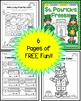 St. Patrick's Day Pack (FREE) for K and 1