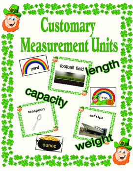 Customary Untis of Measurement