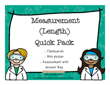 Customary and Metric Length Flashcards