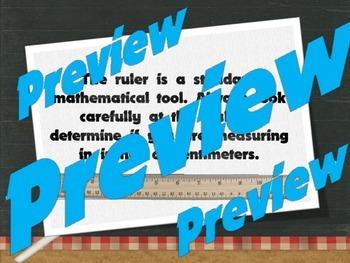Customary and Metric Measurement