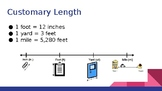 Customary and Metric Measurement Powerpoint
