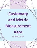 Customary and Metric Measurement Race
