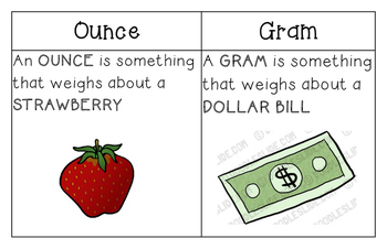 Customary and Metric Weight Estimates