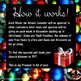 Customer Appreciation Advent Calendar