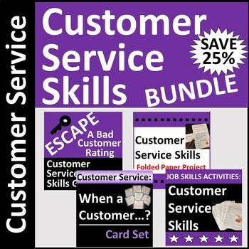 Customer Service Skills BUNDLE