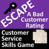 Customer Service Skills Game - Escape Activity