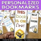 Customizable Bitmoji Bookmarks {Add your own Bitmoji!}