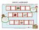 Customizable Board Game BUNDLE {Winter & Christmas} 3 Games