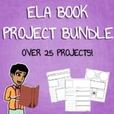 Customizable Book Project Bundle