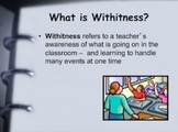 Customizable Classroom Management Strategies Presentation w/Specific Solutions