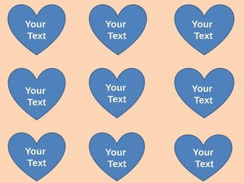 Customizable Conversation Heart Memory