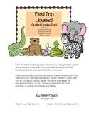 Customizable Field Trip Journal - 4 Theme Combo Pack