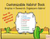 Customizable Habitat Book