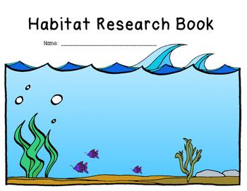 Customizable Habitat Book