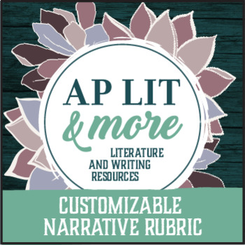 Customizable Narrative Rubric