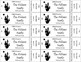 Customizable Numbered Tickets for The Addams Family Theatrical Performance