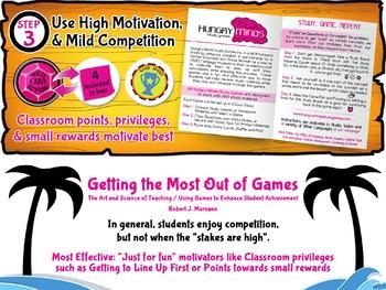 Customizable Reward Cards - Best Practice Aligned!