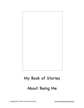 Customizable Social Stories Book for Autism/Special Needs