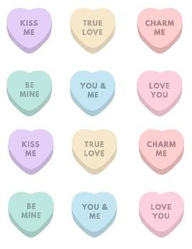 Customizable Valentines