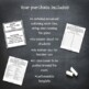 Customizable World War II Scavenger Hunt Style Review Game