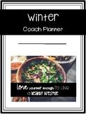 Customized 2019 WINTER Health Coaching Planner for MANDI HADLEY