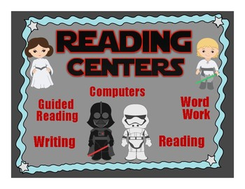 Customized Automated Math or Reading Station Powerpoint
