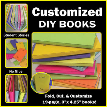 Customized DIY Books
