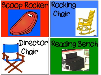 Flexible Seating Rotation