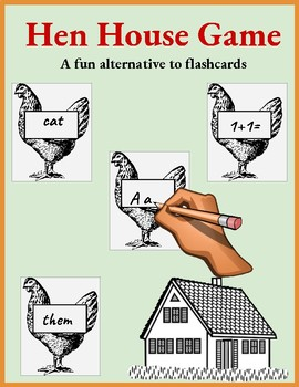 Customized Hen House Game