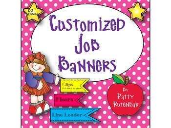 Customized Job Banners