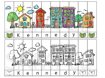 Customized Name Puzzles - I'll Make Them For YOU!