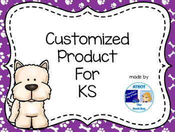 Customized Product for KS