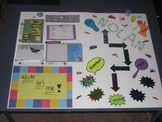 Customized and Interactive Word Walls (ALL Subjects)!