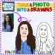 Customized avatar - Turn a photo into a drawing - Store lo