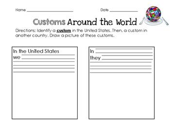 Customs Around the World