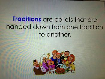 Customs & Traditions