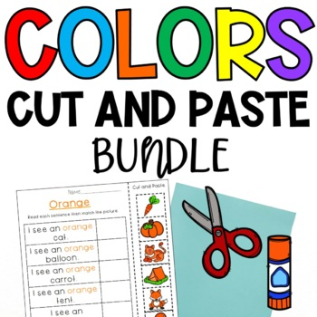 #warmupwithsped1 Cut And Paste Colors Bundle