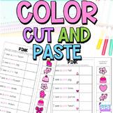 Cut And Paste Colors Bundle