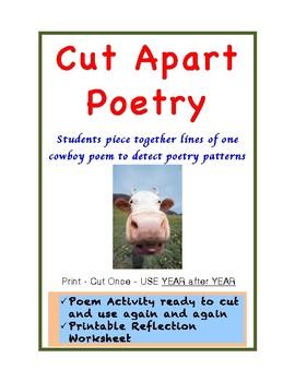 Cut Apart Poem