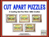 Cut Apart Puzzles